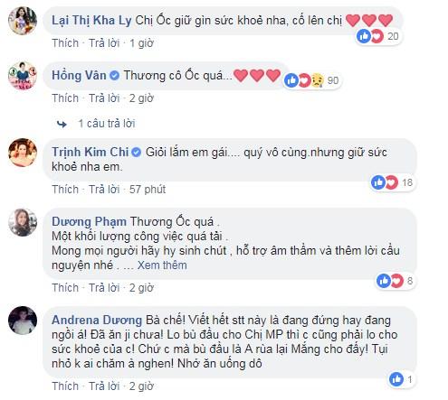 Ốc Thanh Vân bất ngờ tiết lộ: 'Mai Phương còn nặng lòng với Huy, mong Huy về lắm' - Ảnh 5