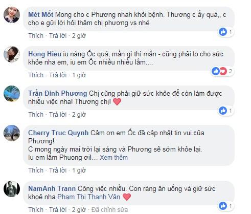 Ốc Thanh Vân bất ngờ tiết lộ: 'Mai Phương còn nặng lòng với Huy, mong Huy về lắm' - Ảnh 6