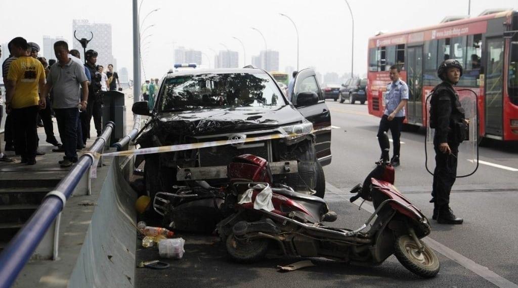 Rúng động: Sau khi cãi nhau, cụ ông U60 sát hại bạn gái và 5 người khác - Ảnh 1