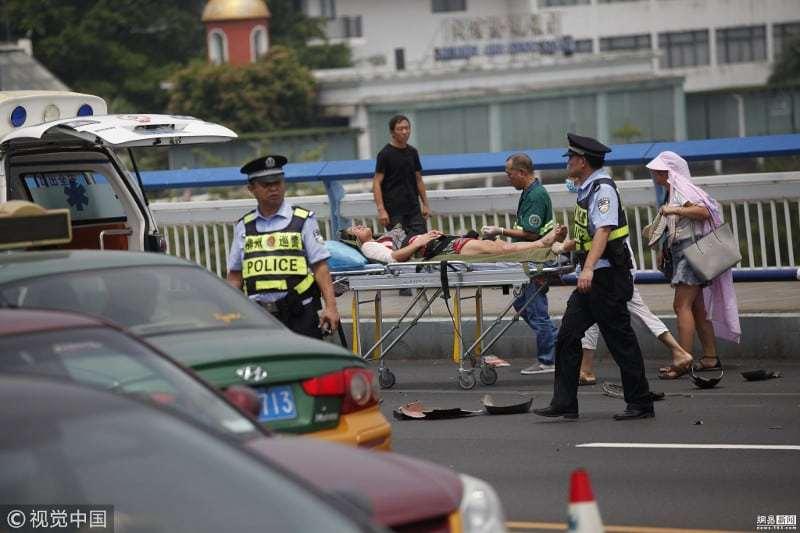 Rúng động: Sau khi cãi nhau, cụ ông U60 sát hại bạn gái và 5 người khác - Ảnh 4
