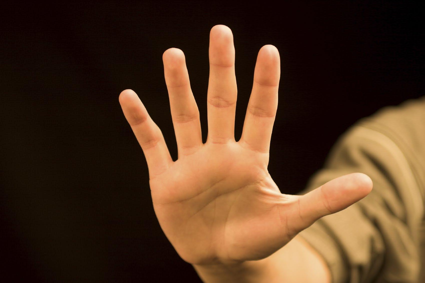 Chiều dài ngón trỏ được cho là tương đồng với chiều dài của cậu nhỏ khi nghỉ ngơi