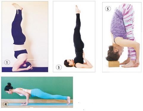 5 tư thế nguy hiểm với người mới tập yoga - Ảnh 1