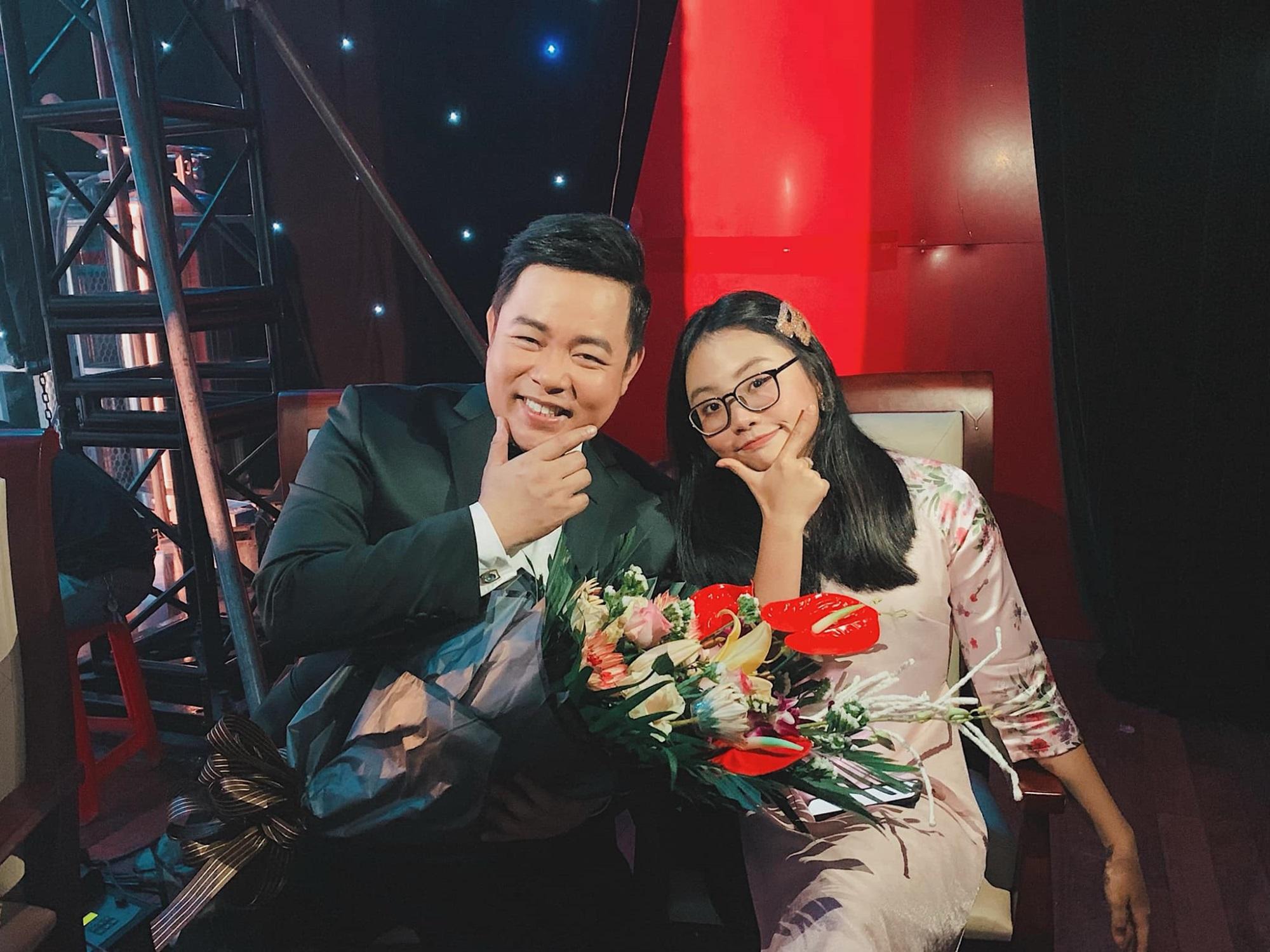 Bị nghi 'không ưa' Quang Anh, Phương Mỹ Chi lên tiếng đáp trả - Ảnh 6