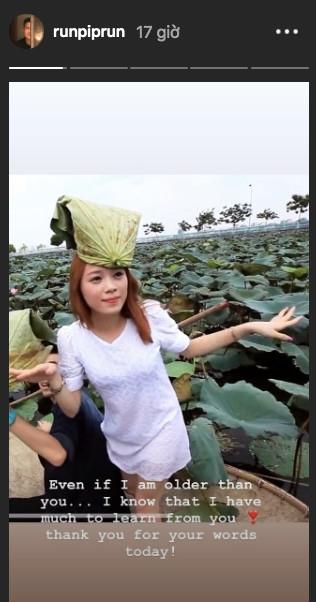 Linh Rin đăng hình do Phillip Nguyễn chụp kèm chia sẻ ngọt ngào - Ảnh 2