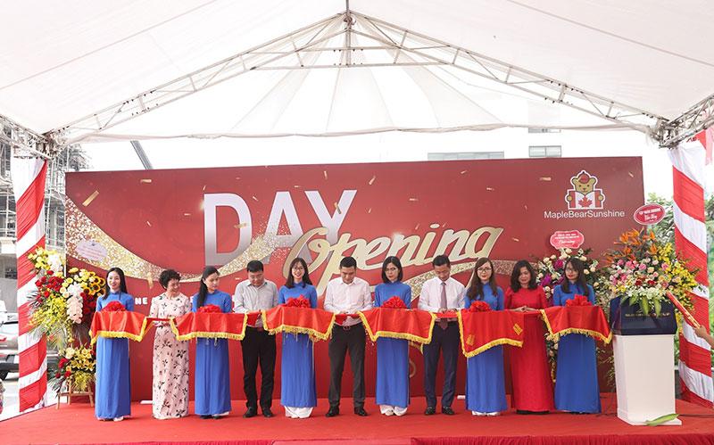 Sunshine Maple Bear khai trương cơ sở 2 - mở rộng hệ thống trên bản đồ giáo dục Việt Nam - Ảnh 1
