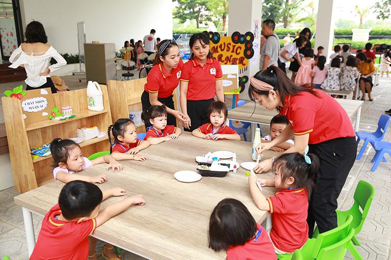 Sunshine Maple Bear khai trương cơ sở 2 - mở rộng hệ thống trên bản đồ giáo dục Việt Nam - Ảnh 6