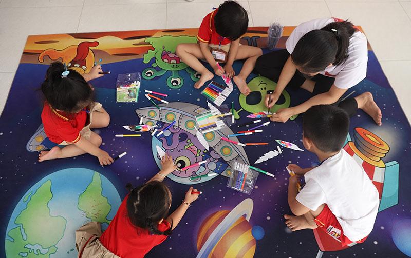 Sunshine Maple Bear khai trương cơ sở 2 - mở rộng hệ thống trên bản đồ giáo dục Việt Nam - Ảnh 7