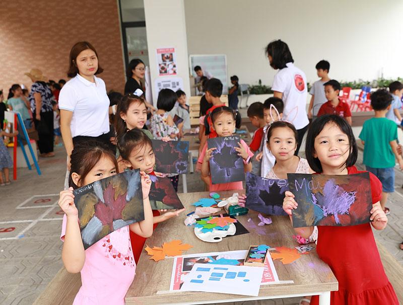 Sunshine Maple Bear khai trương cơ sở 2 - mở rộng hệ thống trên bản đồ giáo dục Việt Nam - Ảnh 8