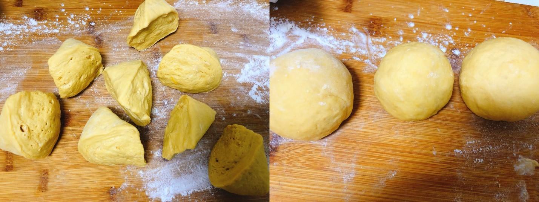 Chẳng cần lò nướng, tôi làm bánh bí đỏ xốp mềm bổ sung chất xơ cho con cực hiệu quả - Ảnh 2