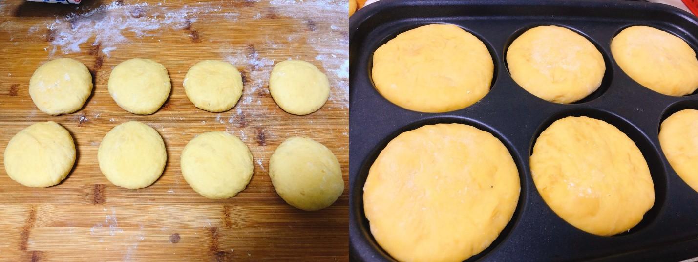 Chẳng cần lò nướng, tôi làm bánh bí đỏ xốp mềm bổ sung chất xơ cho con cực hiệu quả - Ảnh 3