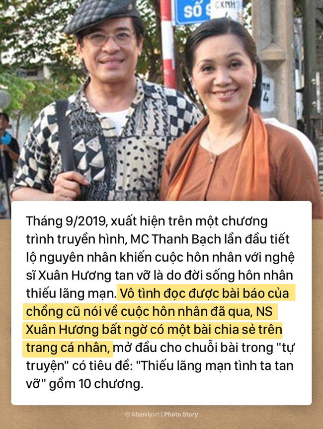 Tóm tắt nhanh 10 chương Thâm cung bí sử hơn 20 năm vợ chồng của MC Thanh Bạch - NS Xuân Hương đầy gay cấn và drama giật mình - Ảnh 1