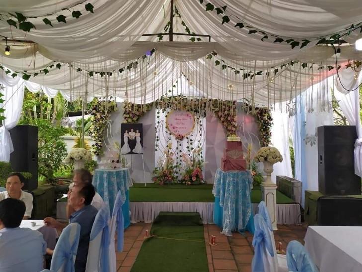Thực hư đám cưới 2 cô dâu, 1 chú rể ở Thái Nguyên gây xôn xao? - Ảnh 1