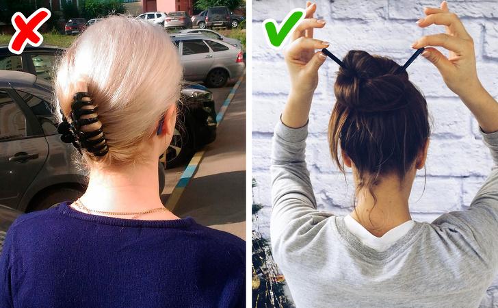 Nếu không muốn trông quê mùa, kém sang, phụ nữ nên tránh xa 10 kiểu tóc lỗi thời này - Ảnh 4