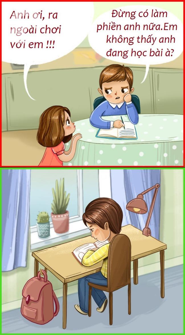 Bí quyết của cha mẹ thông thái giúp con đứng đầu lớp về thành tích học tập: Hướng dẫn thay vì làm hộ - Ảnh 3