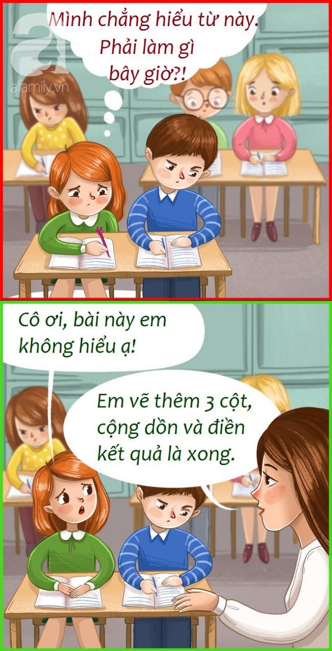 Bí quyết của cha mẹ thông thái giúp con đứng đầu lớp về thành tích học tập: Hướng dẫn thay vì làm hộ - Ảnh 7