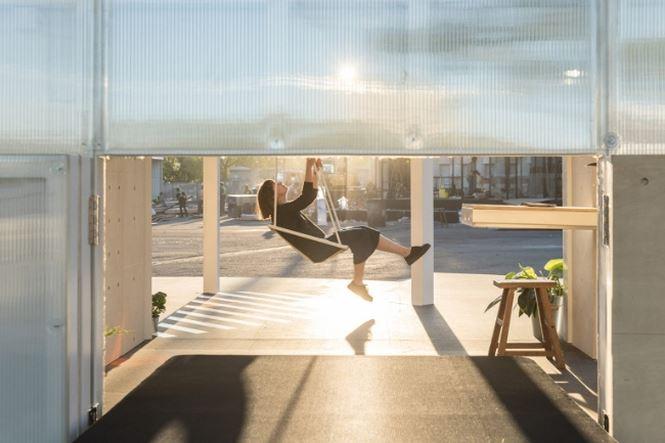 Căn nhà 15m2 thiết kế phá cách đẹp như khách sạn - Ảnh 5