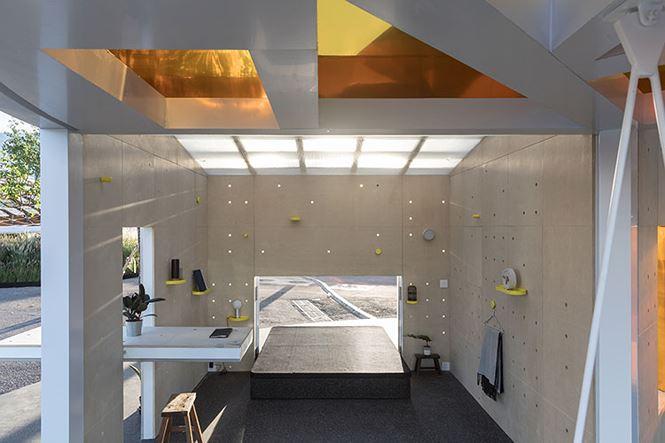 Căn nhà 15m2 thiết kế phá cách đẹp như khách sạn - Ảnh 6