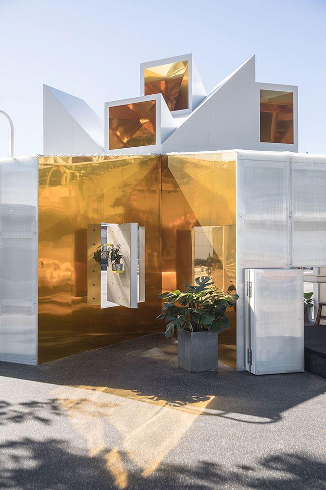 Căn nhà 15m2 thiết kế phá cách đẹp như khách sạn - Ảnh 7