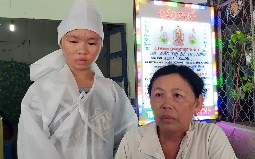 Vụ cháy xe bồn: Chồng đau đớn nhận ra thi thể vợ nhờ chiếc răng giả - Ảnh 4