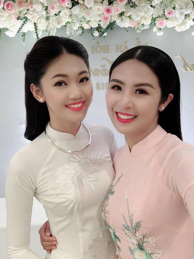 Hoa hậu Ngọc Hân chia sẻ bất ngờ sau lễ ăn hỏi của Á hậu Thanh Tú - Ảnh 3