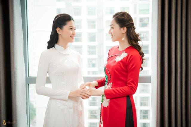 Hoa hậu Ngọc Hân chia sẻ bất ngờ sau lễ ăn hỏi của Á hậu Thanh Tú - Ảnh 8