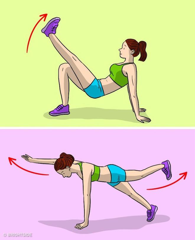 Kế hoạch tập thể dục 3 ngày để loại bỏ chất béo bụng và chuyển đổi cơ thể của bạn - Ảnh 10
