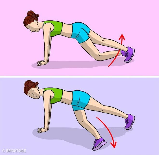 Kế hoạch tập thể dục 3 ngày để loại bỏ chất béo bụng và chuyển đổi cơ thể của bạn - Ảnh 6