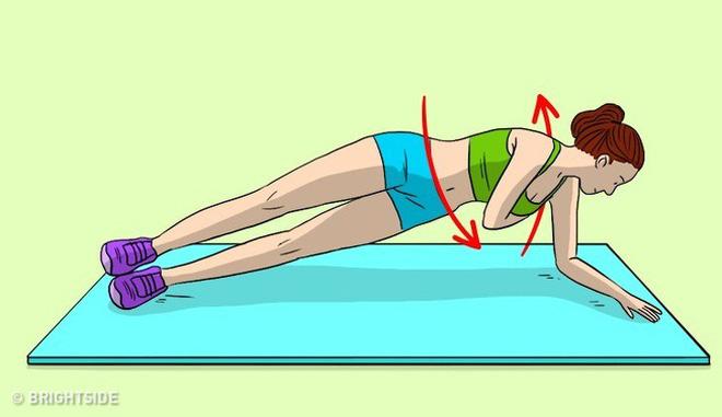 Kế hoạch tập thể dục 3 ngày để loại bỏ chất béo bụng và chuyển đổi cơ thể của bạn - Ảnh 9