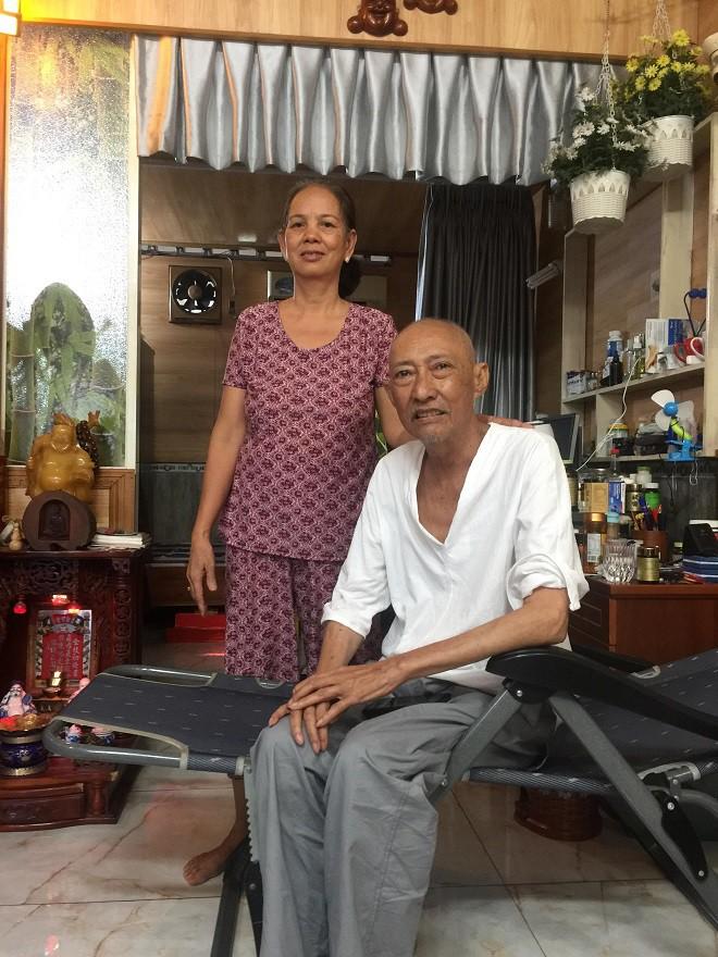 Nghệ sĩ Lê Bình: Bệnh đã di căn vào xương, 'sống chết khó lường' vì mọc thêm khối u ở phổi - Ảnh 3
