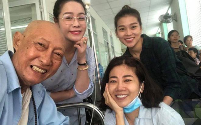 Nghệ sĩ Lê Bình: Bệnh đã di căn vào xương, 'sống chết khó lường' vì mọc thêm khối u ở phổi - Ảnh 1