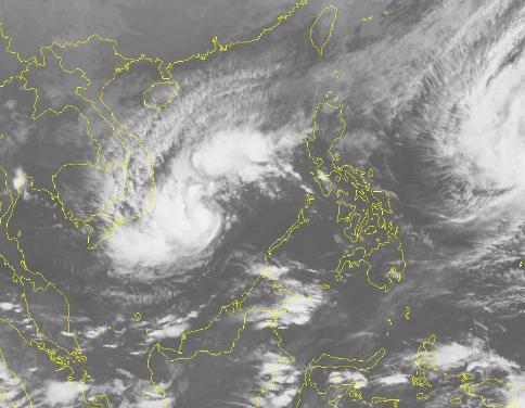 TP.HCM chỉ đạo khẩn ứng phó với bão số 9 đang chếch về phía Nam - Ảnh 1