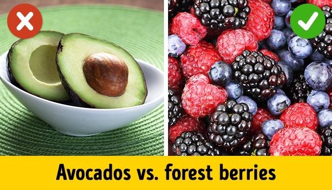 Tuy là thực phẩm lành mạnh nhưng 5 loại quả này không mang đến tác dụng giảm cân, người đang ăn kiêng nên tránh xa - Ảnh 3