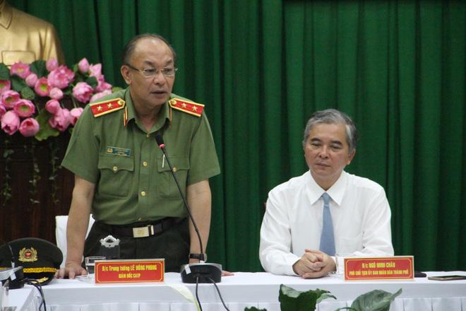 Hành trình phá án vụ đốt nhà khiến 5 mẹ con tử vong ở Sài Gòn - Ảnh 4