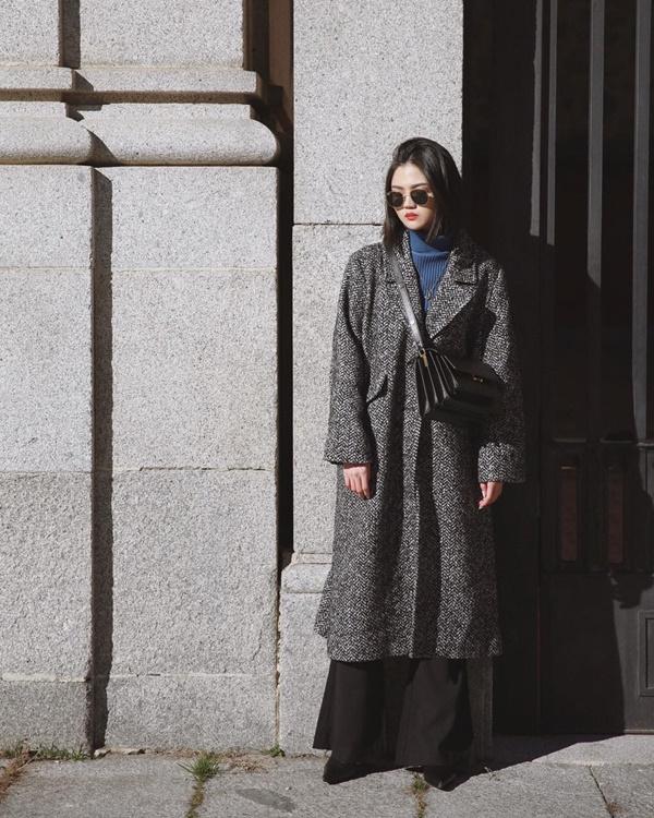 Top 4 kiểu áo khoác vừa ấm áp vừa thời trang đón Tết Nguyên Đán - Ảnh 6
