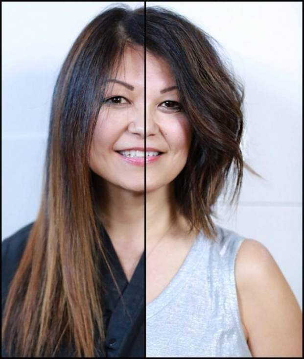 10 mẹo đơn giản giúp tóc trông dày hơn, người tóc mỏng không nên bỏ qua - Ảnh 1