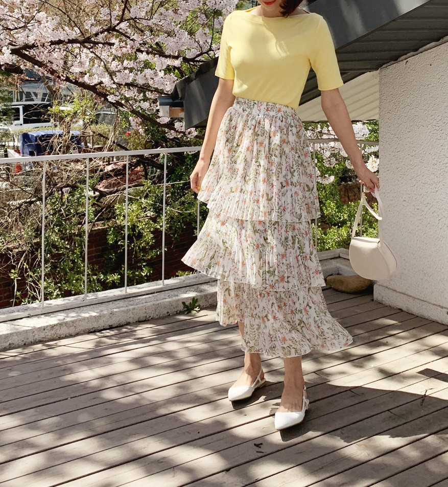 Sao có thể đi qua mùa hè mà thiếu đi chân váy? Và đây là 5 gợi ý xinh đẹp mát mẻ bạn nên sắm ngay - Ảnh 5