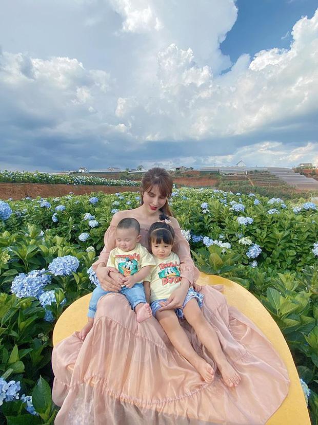 Diệp Lâm Anh kể nỗi khổ khi chụp ảnh cùng các con, mẹ bỉm sữa nào nghe xong cũng đồng cảm - Ảnh 1