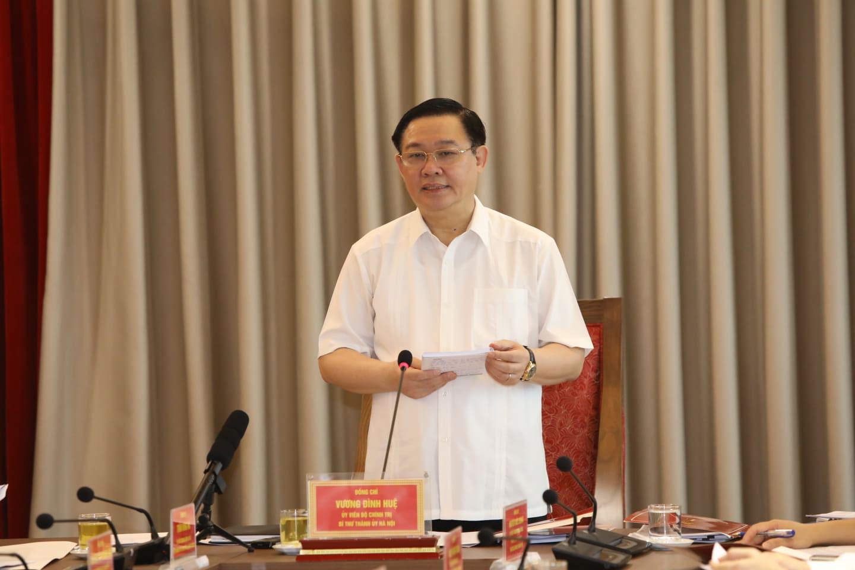 Hà Nội nêu 12 kiến nghị, đề xuất về bảo vệ môi trường và quản lý đất đai - Ảnh 2