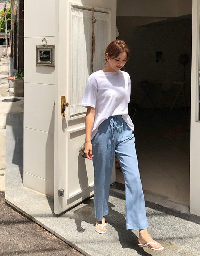 """Đây chính là mẫu quần """"diệu kỳ"""" dù béo hay gầy mặc đều đẹp, và còn cực mát mẻ để diện trong hè - Ảnh 3"""