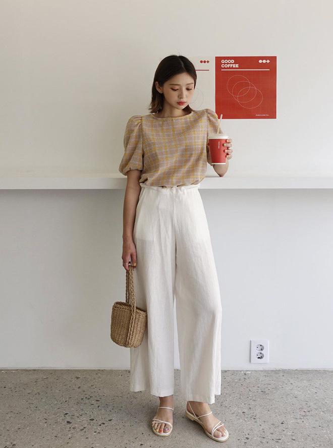 """Đây chính là mẫu quần """"diệu kỳ"""" dù béo hay gầy mặc đều đẹp, và còn cực mát mẻ để diện trong hè - Ảnh 5"""