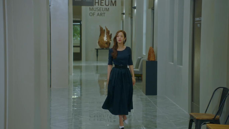 Phim Hàn gần đây có thể ảm đạm, nhưng thời trang trong đó vẫn là nguồn cảm hứng dạt dào cho chị em công sở - Ảnh 10