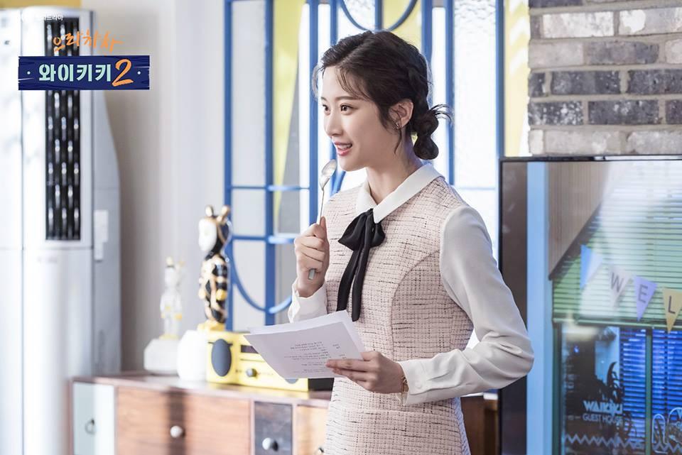 Phim Hàn gần đây có thể ảm đạm, nhưng thời trang trong đó vẫn là nguồn cảm hứng dạt dào cho chị em công sở - Ảnh 11