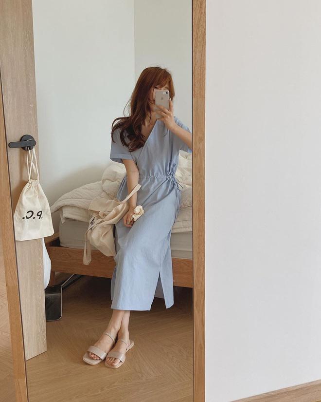 5 mẫu váy cứ diện lên là hack dáng gầy đi vài kg tức thì, chiều cao cũng được cải thiện đáng kể - Ảnh 4