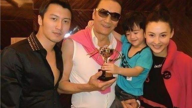 Bố Tạ Đình Phong ngầm xác nhận nam tài tử chính là cha đẻ con trai út của Trương Bá Chi? - Ảnh 6