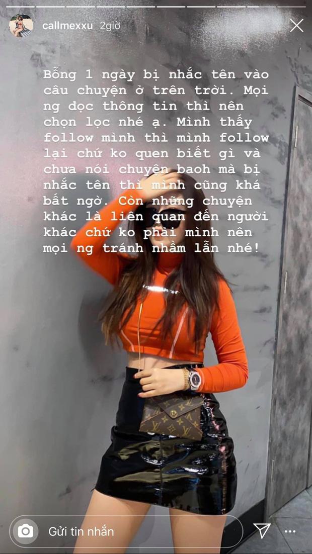 Gái xinh xuất hiện trong đoạn chat được cho là của Quang Hải và 'người anh': Hải follow, nhưng tôi chưa nói chuyện! - Ảnh 3