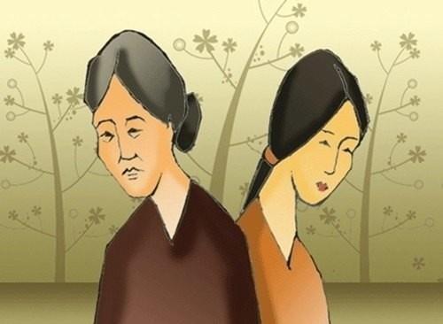 Sống chung với mẹ chồng không dễ, sống chung với con dâu lại càng khó hơn - Ảnh 1