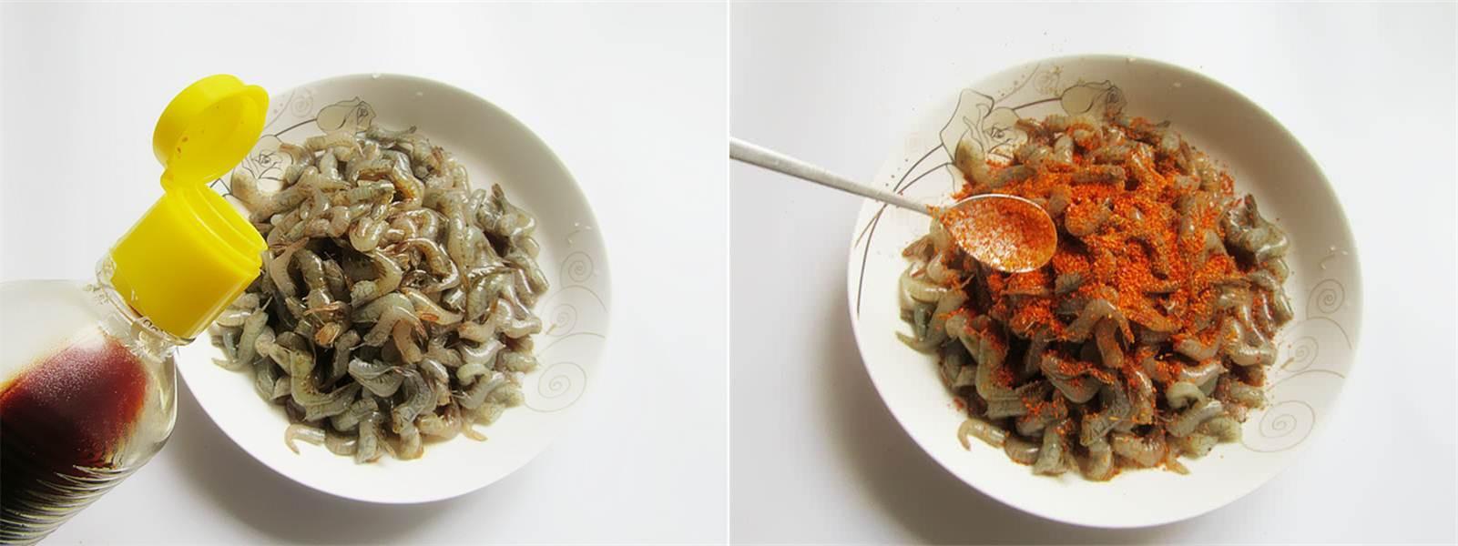 Mách bạn cách làm món tôm rang tỏi ớt đậm đà ngon cơm - Ảnh 2