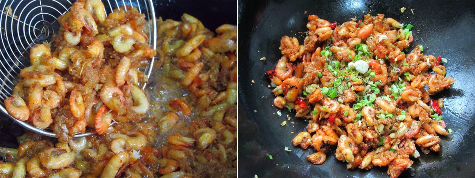 Mách bạn cách làm món tôm rang tỏi ớt đậm đà ngon cơm - Ảnh 4