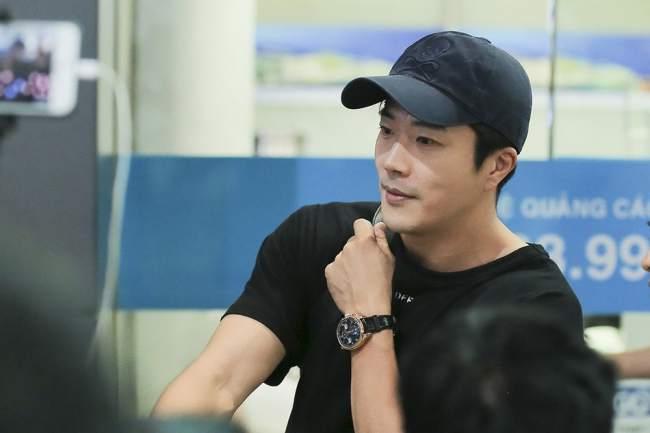 """Khánh My may đầm 'đặc biệt' đi gặp tài tử """"Nấc thang lên thiên đường"""" - Ảnh 7"""