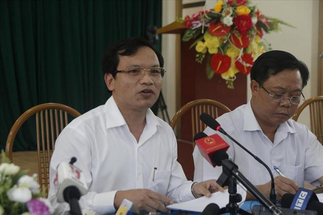 """Phó Giám đốc Sở GDĐT và 4 cán bộ đã """"thao túng"""" kết quả thi THPT quốc gia của Sơn La như thế nào? - Ảnh 1"""
